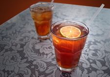 Free Ice Tea Royalty Free Stock Photography - 4034137