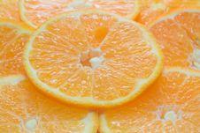 Free Orange Background 1 Stock Image - 4034261