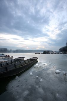 Free River Danube Royalty Free Stock Photo - 4034485