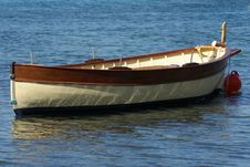 Free Fisher Boat Royalty Free Stock Photo - 4034815