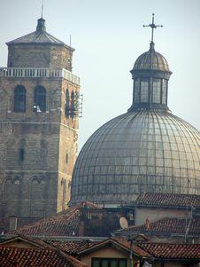 Churches Of Venice Stock Photos