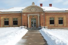 Free Stillwater Library Stock Image - 4035291