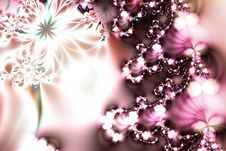 Free Colorful Fractal Royalty Free Stock Image - 4035506