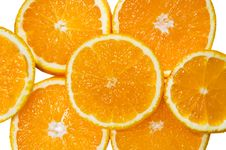 Free Orange Segments Stock Photo - 4036530
