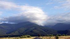 Free Fagarasi Mountains Royalty Free Stock Photo - 4037085