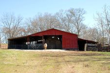 Free Barn Shed Royalty Free Stock Images - 4037169