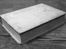 Free Old Book Royalty Free Stock Image - 4037466