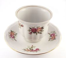 Free Porcelain Cup Royalty Free Stock Photos - 4038048