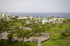 Free Hotel Resort Royalty Free Stock Images - 4038099
