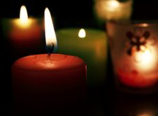 Free Candles Stock Image - 4038321