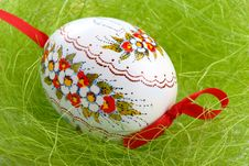 Free Painted Easter Egg Royalty Free Stock Photo - 4038835