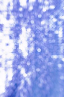 Free Blue Abstract Defocus Light Stock Photos - 4039033