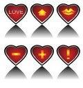 Free Love Icon Royalty Free Stock Photo - 4042995