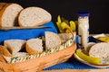 Free Rye Bread Stock Image - 4045131