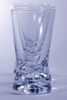 Free Vodka Glasses Stock Image - 4040031