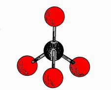 Free Molecule Stock Photography - 4040112