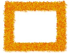 Free Autumn Frame Royalty Free Stock Images - 4040139