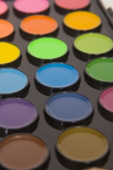 Free Art Supplies - Paint Stock Photography - 4040882
