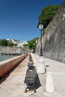 Free Caribbean Promenade Stock Images - 4041544