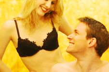 Free Couple Stock Images - 4041654