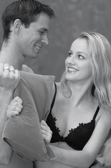 Free Couple Stock Image - 4041701