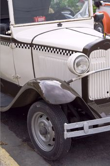 Free Old Antique Cars Stock Image - 4042561