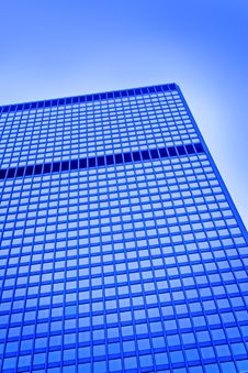 Free Glass Buildings Royalty Free Stock Image - 4042716