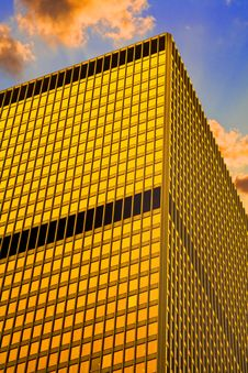 Free Office Buildings Royalty Free Stock Image - 4042736