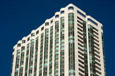 Free Modern High-Rise Condominiums Stock Photos - 4042773