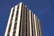 Free Modern High-Rise Condominiums Stock Photo - 4042790