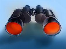 Free Binoculars Stock Photography - 4043322