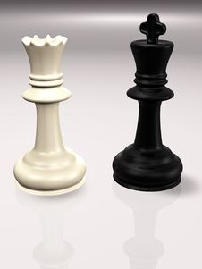 Free Chess Royalty Free Stock Images - 4043489