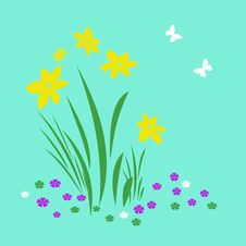 Free Spring Bloomers Stock Images - 4044734