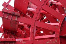 Free Paddle Wheel Stock Image - 4045291