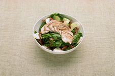 Free Salad Royalty Free Stock Image - 4046356