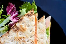 Free Vegetables Sandwich Royalty Free Stock Photo - 4046705