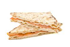 Free Salmon Sandwich Royalty Free Stock Photo - 4046835