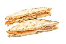 Free Salmon Sandwich Royalty Free Stock Photo - 4047045