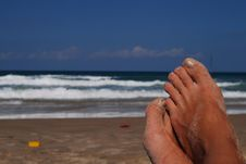 Free Female Feet Royalty Free Stock Images - 4047149