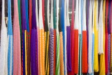 Free Colorful Hammocks Stock Photos - 4047483