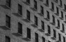 Free Slanting Windows Royalty Free Stock Photos - 4047618