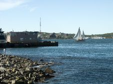 Free Sailing Royalty Free Stock Photography - 4047667