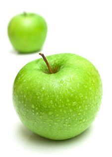 Free Perfect Apple 2 Royalty Free Stock Image - 4048026