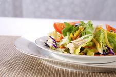 Free Salad Royalty Free Stock Photography - 4048187