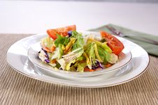 Free Salad Royalty Free Stock Images - 4048189