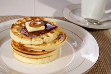 Free Waffles Stock Photos - 4048243