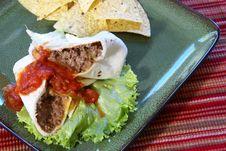 Free Burrito Royalty Free Stock Images - 4048289