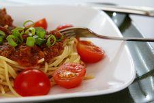 Free Spaghetti Royalty Free Stock Photos - 4048418