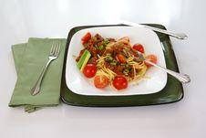 Free Spaghetti Stock Photo - 4048420
