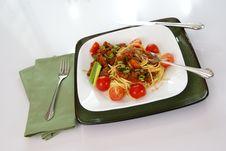 Free Spaghetti Stock Photo - 4048430